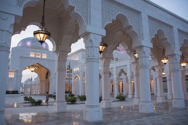 Präsidentenpalast in Abu Dhabi