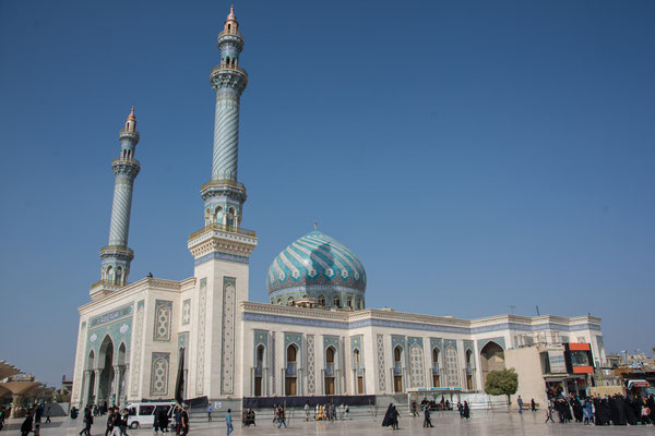 Große Moschee in Qom