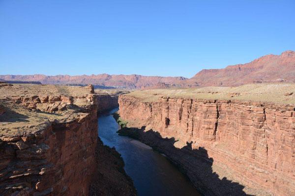 Auf dem Weg zum North Rim vom Grand Canyon