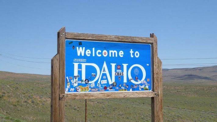 Willkommen in Idaho