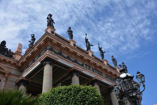 Guanajuato - Teatro Juarez