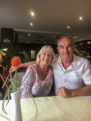 Rosita and Manfred - 50 wedding anniversary