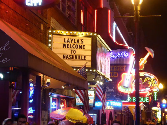 Nashville Nightlife