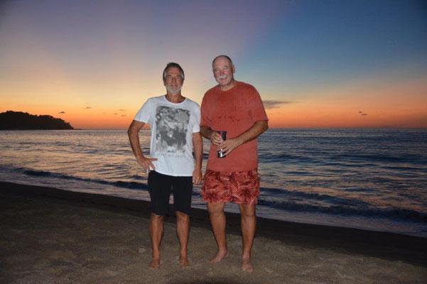 Brad & Manfred