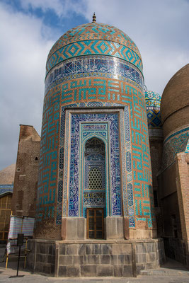 Mausoleum in Arbadil