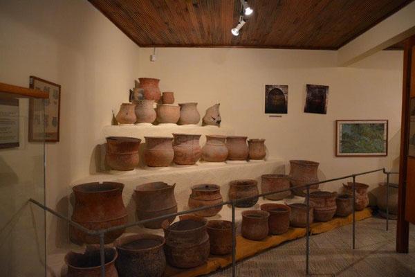 Museum in Tierradentro