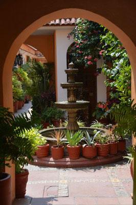 Stadtzentrum von Oaxaca