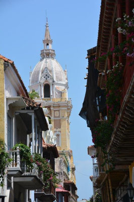 Historic town of Cartagena