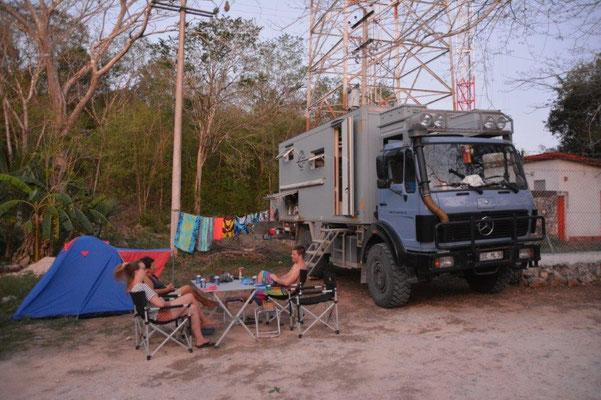 Camping Idylle