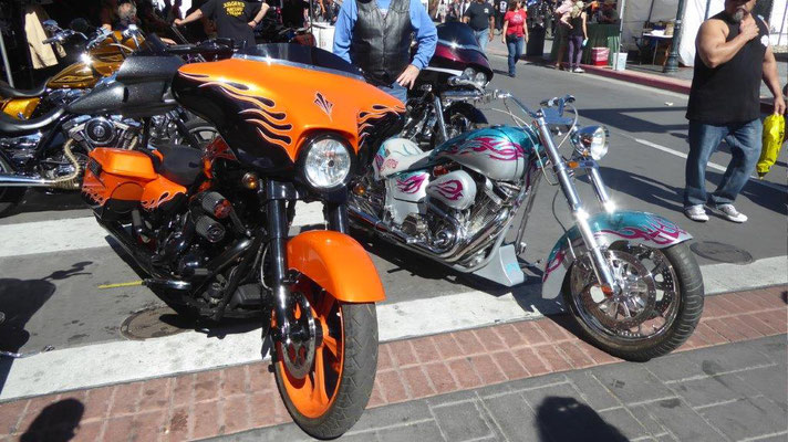 Street Vibrations in Reno