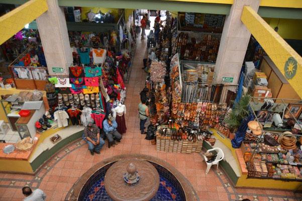 Lokaler Markt in Atotonilco