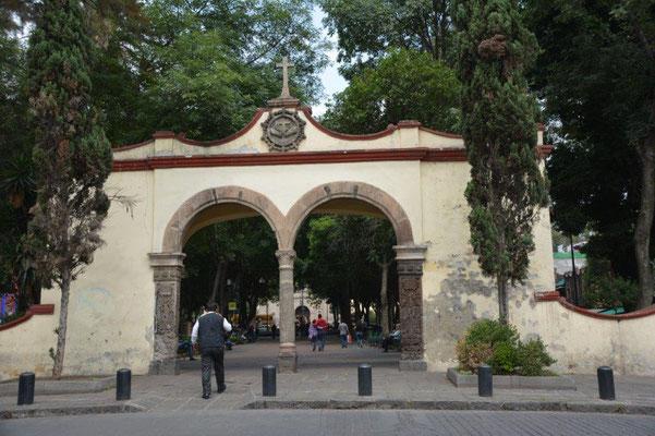 Stadtteil Coyoacan