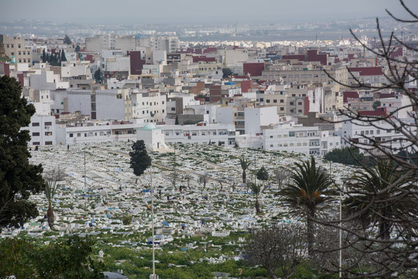 Friedhof in Tetouan