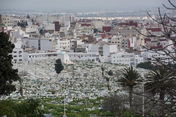Friedhof in Tetouan