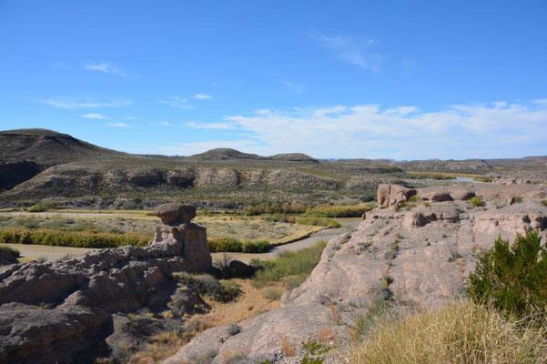 Big Bend Ranch Statepark - Hoodos