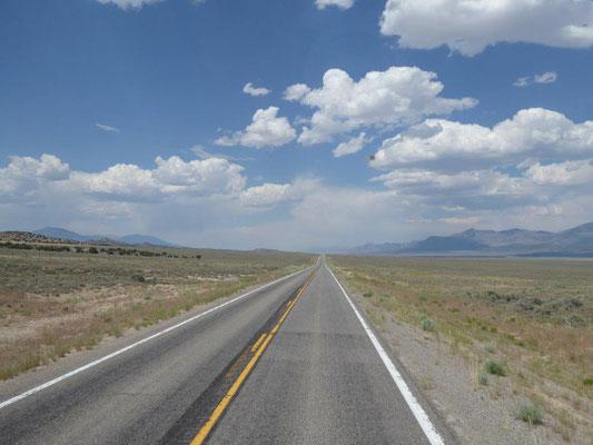 Endloser Highway 93
