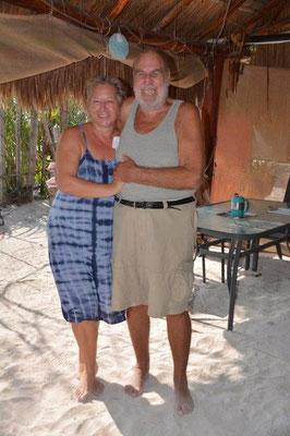 The Campground Hosts Vera & Dierck