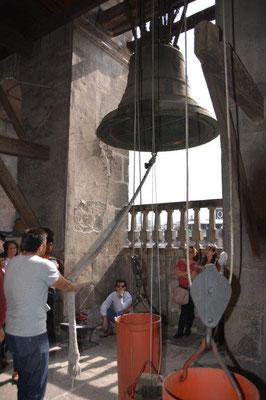 Glockenturm der Kathedrale