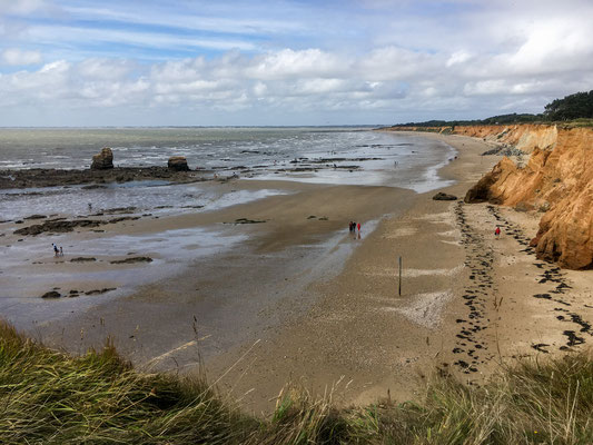 Strand in Penestien
