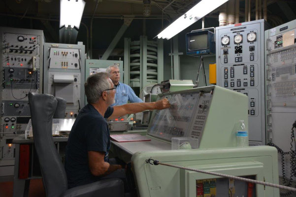 Titan Missile Museum - ready for take-off