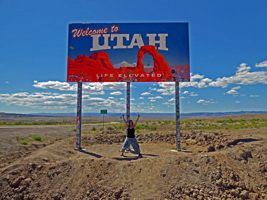 Willkommen in Utah