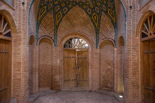 Karawanserei in Qazvin