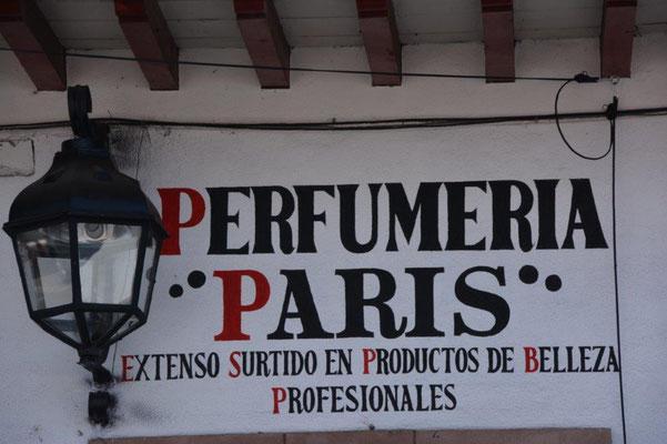 Gesehen in Patzcuaro