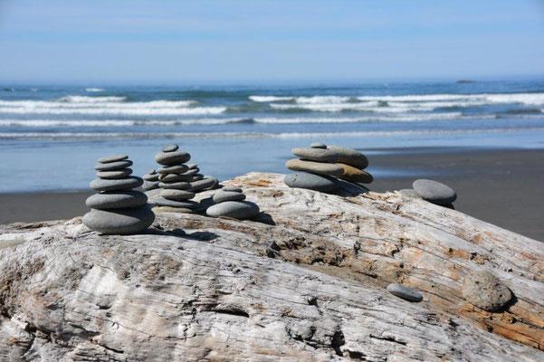 An der Küste von Oregon