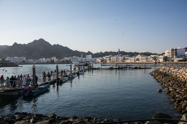 Fish Market in Mutrah
