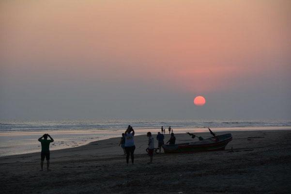 Sunset - Playa Esperansa
