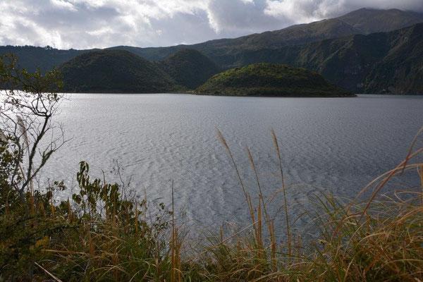 Lagoon Cuichocha