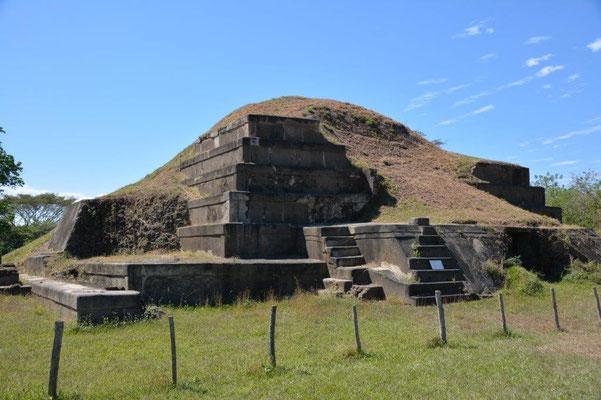 Ruinen von San Andres