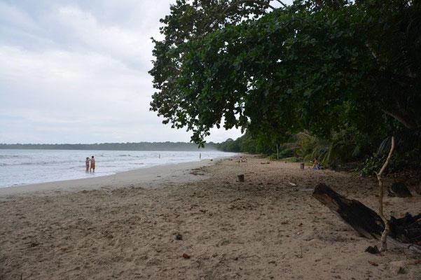 Strand in Punta Uvas
