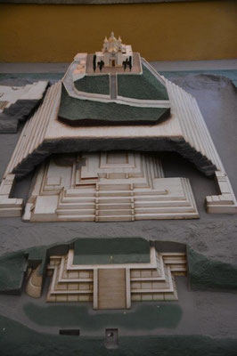 Model of the Pyramide