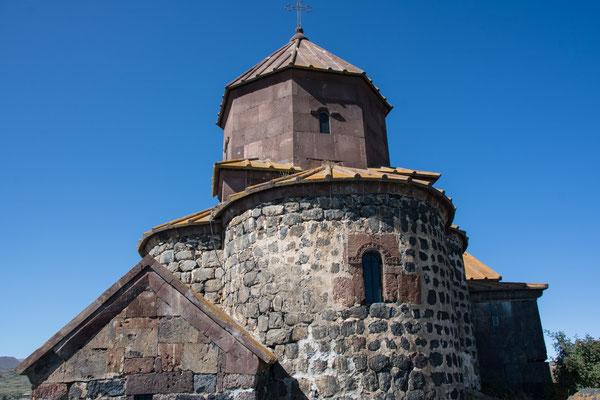 Kloster Hayravank am Sevan See