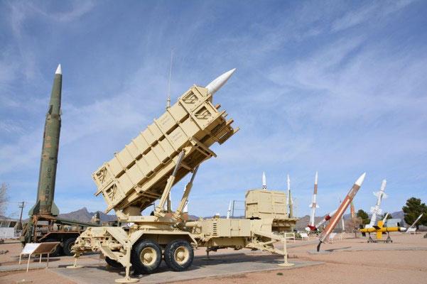 Missile range museum