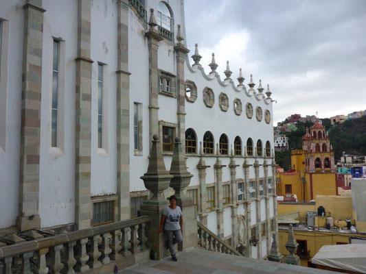Guanajuato - Universität