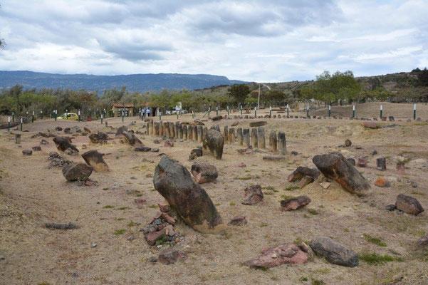 Stonehenge Abklatsch