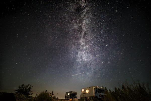 Toller Sternenhimmel