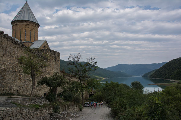 Kirchenfestung Ananuri
