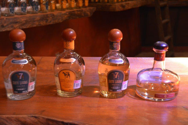 Tequila Tasting
