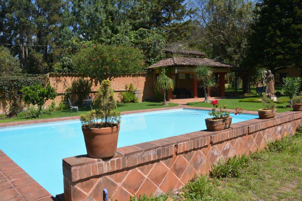 Patzcuaro - Hotel & RV Park with Pool