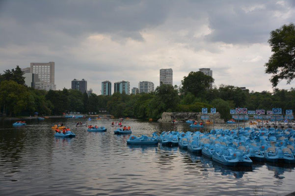 Im Chapultepec Park