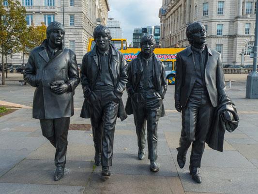 Besuch bei den Beatles