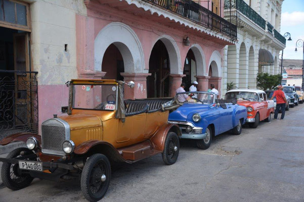 Havanna - a unique oldtimer museum