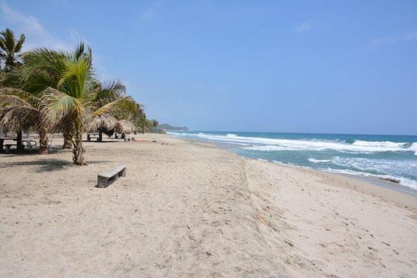 Beach in Casa Grande