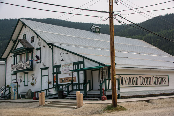 Dawson City - Gerties