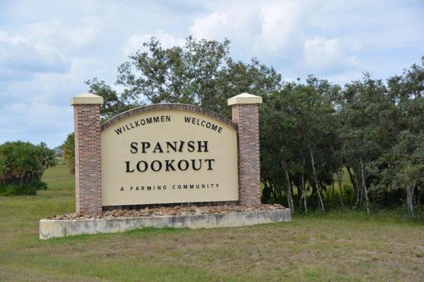 Spanish Lookout, Mennoniten Gemeinde