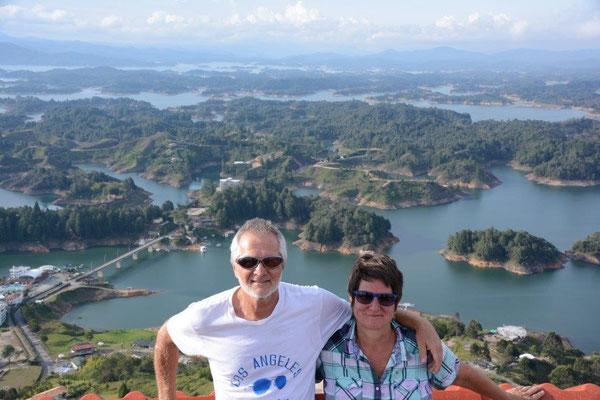 Ausblick vom El Penol