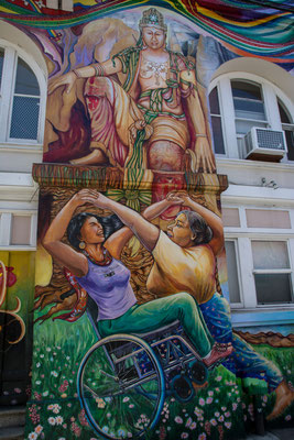 San Francisco - Mission District - House of Women
